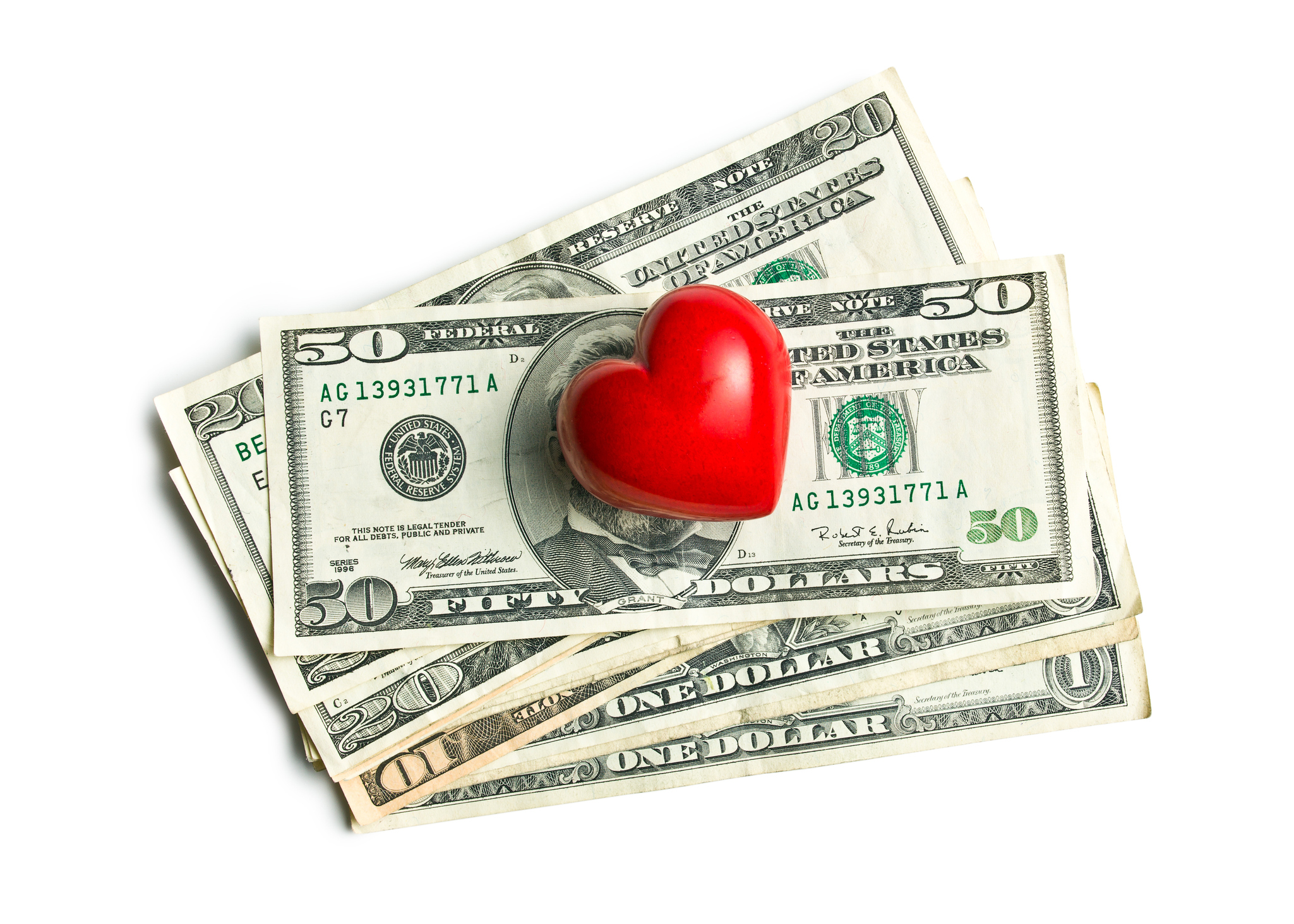 heartline money archetypes